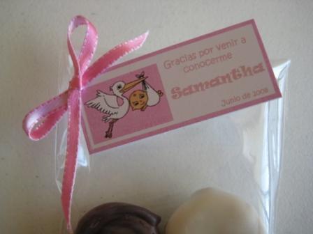 Recuerditos para nacimiento | Tatakuá Alfajores