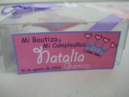 Alfajores de Natalia