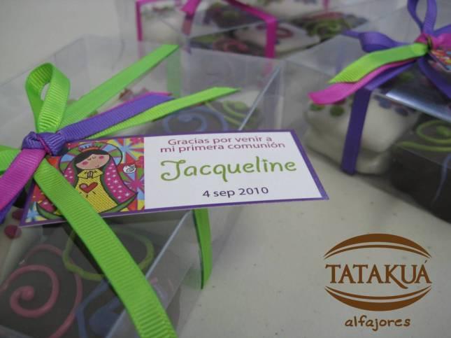 Recuerditos para la Primera Comunion de Jacqueline
