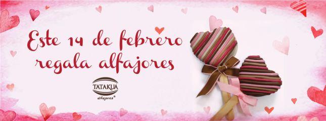 Tatakua Alfajores San Valentin